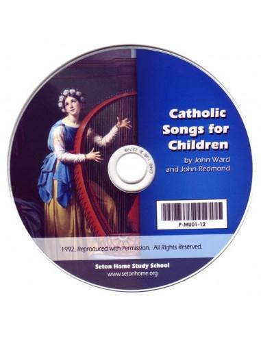 Catholic Songs for Children (CD)