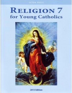 Religion 7 for Young Catholics (key in book)