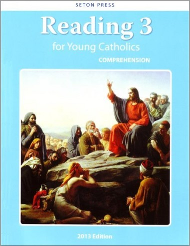 Reading 3 for Young Catholics Comprehension (key in book)
