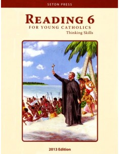 Reading 6 for Young Catholics Thinking Skills (key in book)