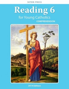 Reading 6 for Young Catholics Comprehension (key in book)