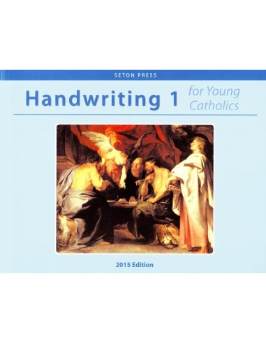 Handwriting 1 for Young Catholics