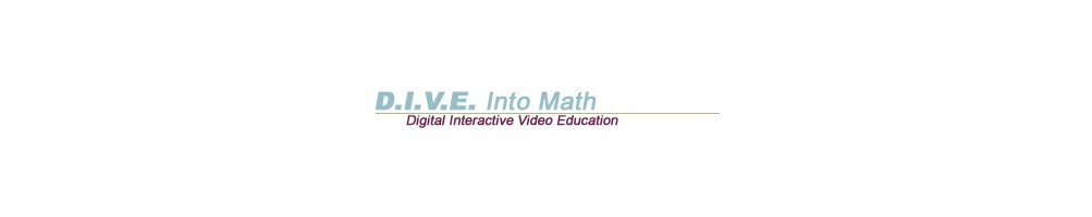 D.I.V.E. Into Math