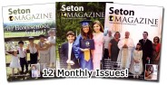 Seton Magazine 1 Year Subscription