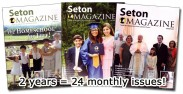 Seton Magazine 2 Year Subscription
