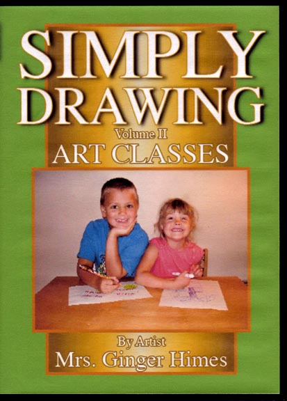Simply Drawing Vol. 2 Art Classes (Freehand)