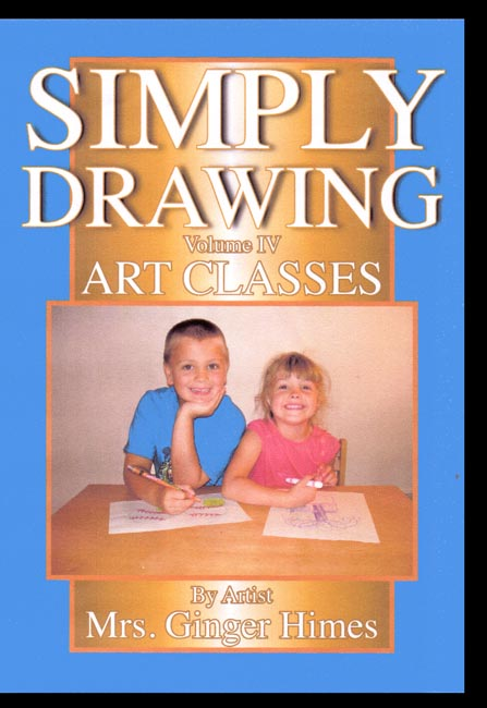 Simply Drawing Vol. 4 Art Classes (Life of Jesus)