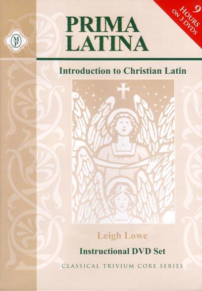Prima Latina: Instructional DVD's