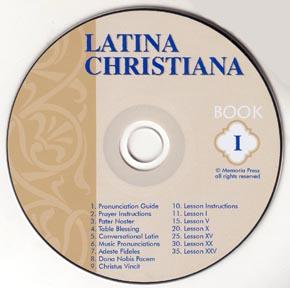 Latina Christiana I: Pronunciation CD