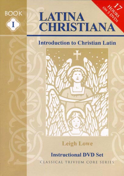 Latina Christiana I Instructional DVD's