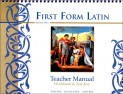 F.F. Latin Workbook and Test key