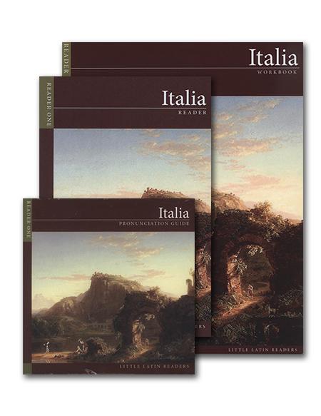 Little Latin Readers Level 1: Italia Basic Set