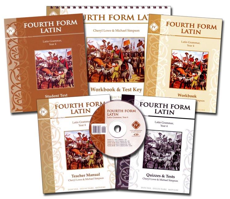 Fourth Form Latin Basic Set