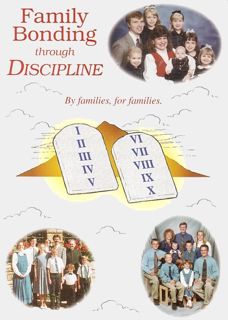 Family Bonding Through Discipline