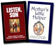 Listen Son / Mother's Little Helper 2 Book Set