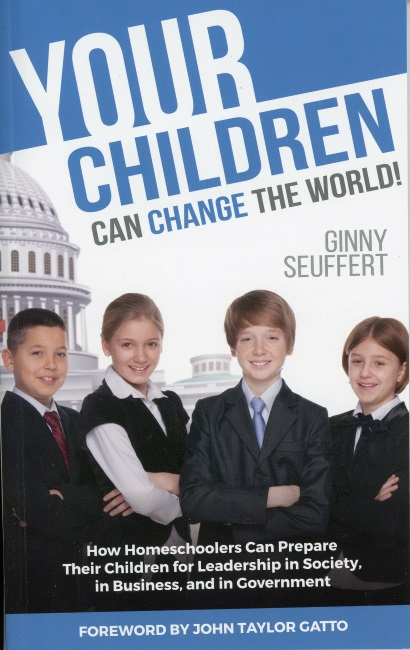 Your Children Can Change The World