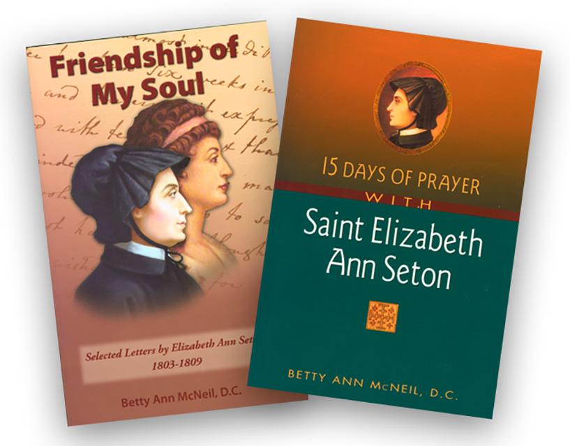 Mother Seton Devotional set