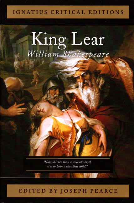 an essay on king lear by s.l. goldberg Enacting the bonds of love in king lear  so king lear to ours  s l goldberg, an essay on 'king lear' (cambridge:.