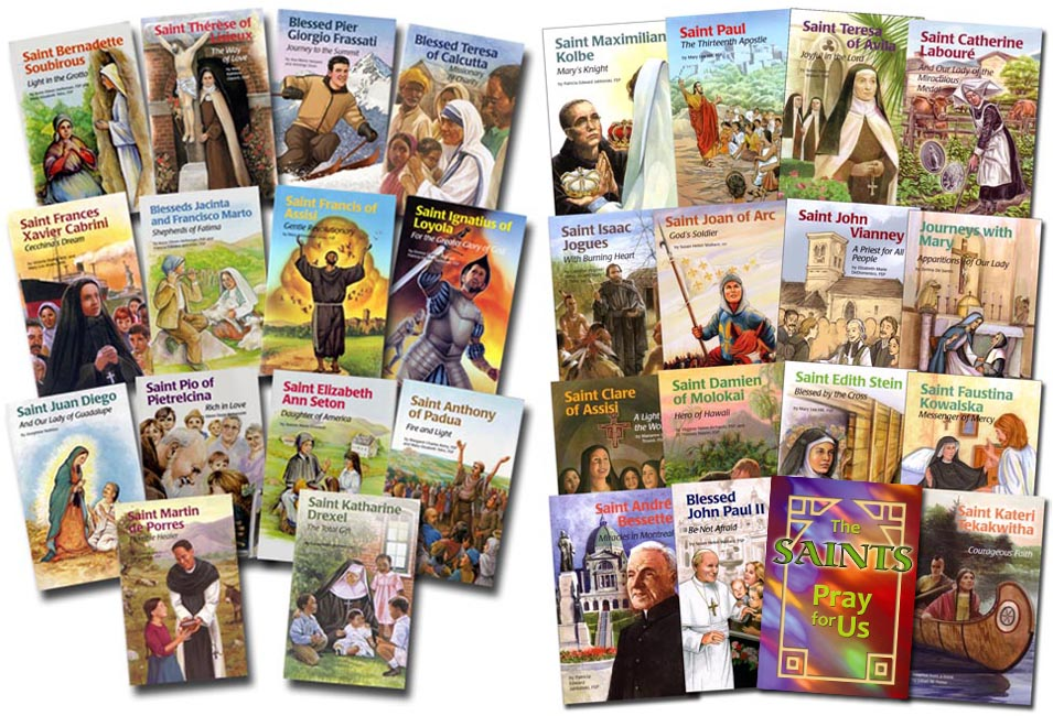 Encounter the Saints 30 book set