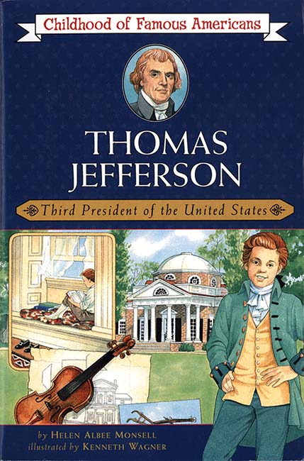 """a description of thomas jefferson as one of the founders of the country Summary thomas jefferson once wrote that in drafting the declaration of independence, he meant simply to furnish an """"expression of the american mind"""" yet jefferson did more than just articulate the moment this nation was founded not on blood or ethnicity, but on an idea: that of natural human equality."""