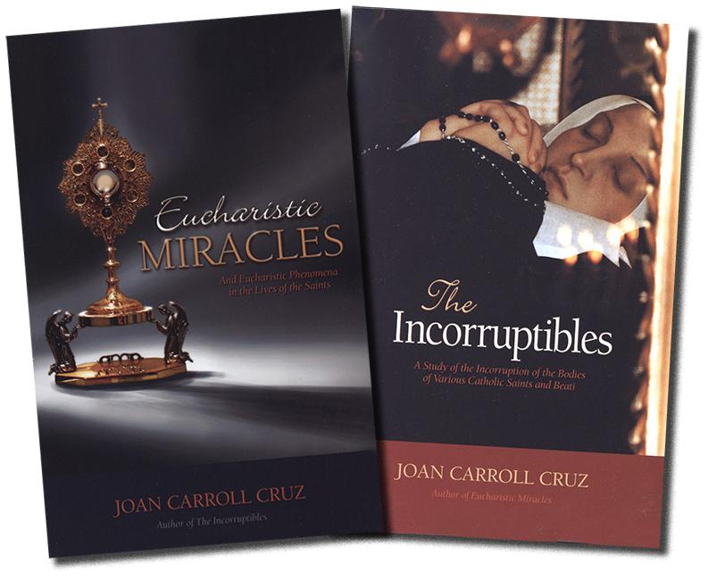 Incorruptibles & Eucharistic Miracles Set