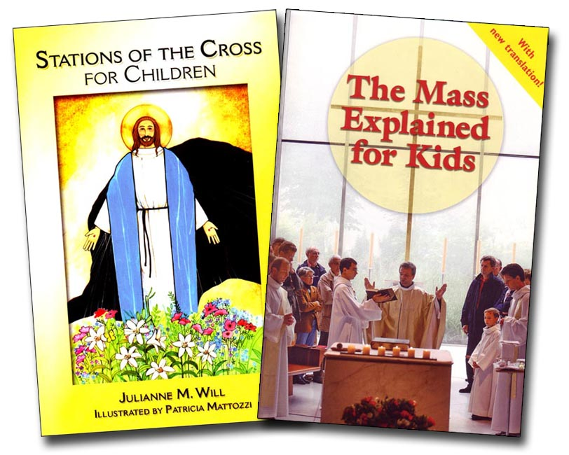 Stations of the Cross / The Mass Explained  for Children