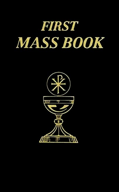First Mass Book (Black)