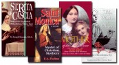 Saints for Moms - Four Book Set