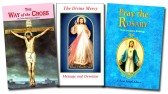 Catholic Devotions: Set of Three