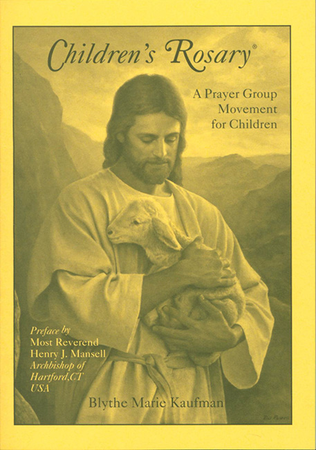 Children's Rosary Booklet (10 Pack)