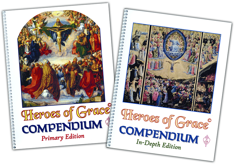 Heroes of Grace Compendium - Three Book Set