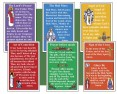 Basic Catholic Prayer Poster Cards