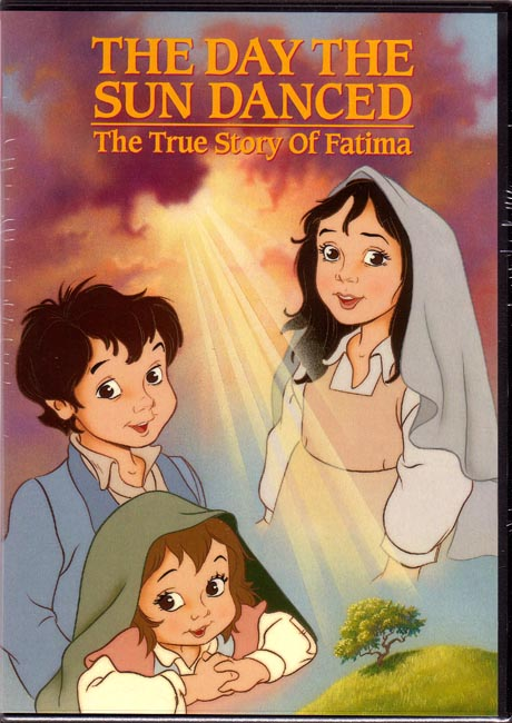 The Day The Sun Danced, Story of Fatima DVD