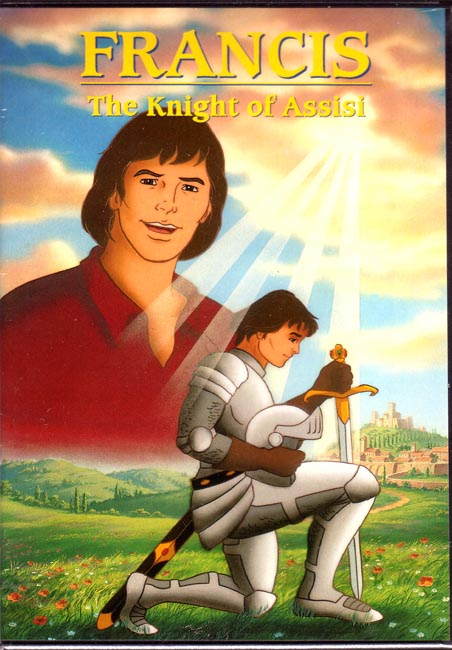 Francis, The Knight of Assisi DVD