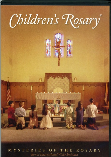 Children's Rosary DVD