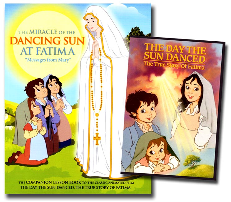 The Day the Sun Danced DVD and Companion Book