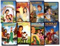 Set of 8 CCC Animated DVDs
