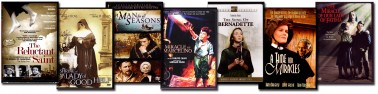 Catholic DVDs Best Selling set of 7