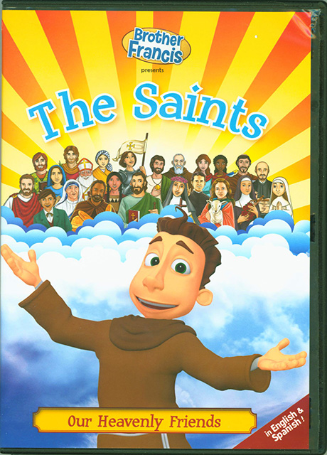 Brother Francis DVD: The Saints