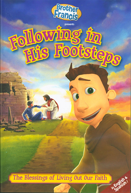 Brother Francis DVD: Following in His Footsteps