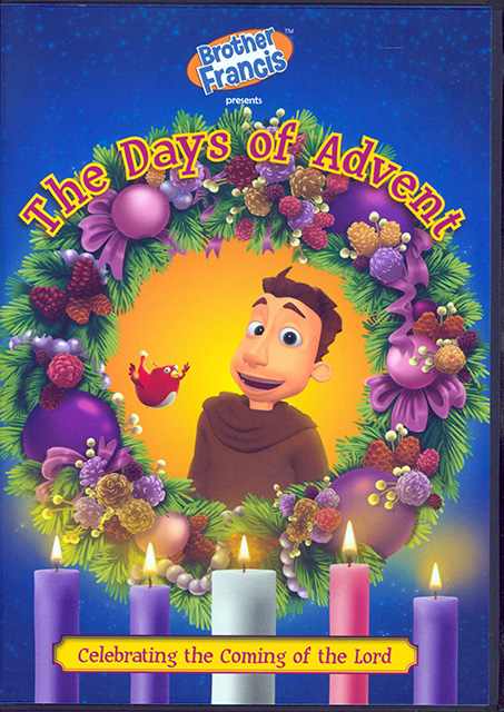 Brother Francis DVD: The Days of Advent