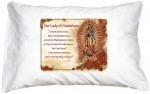 Our Lady of Guadalupe Pillowcase