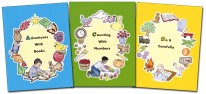 Pre-K Series 3 Book Set