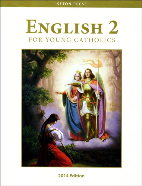 English 2 for Young Catholics (key in book)