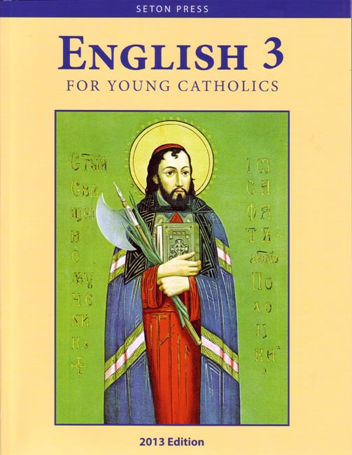 English 3 for Young Catholics (key in book)