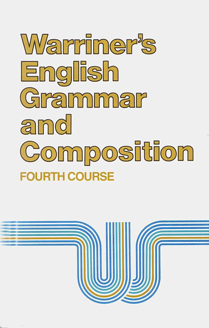 Warriner's English Grammar & Composition 4th Course (USED)