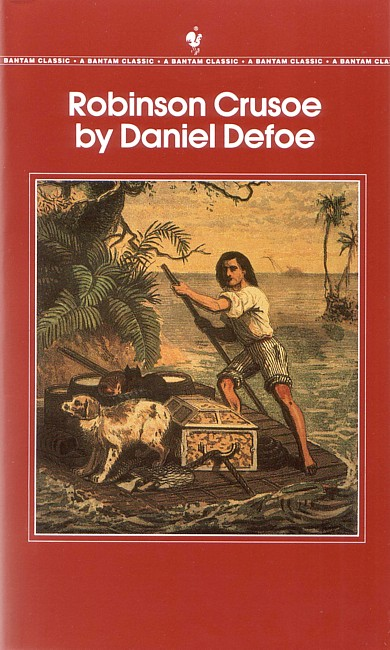 Image result for robinson crusoe book cover