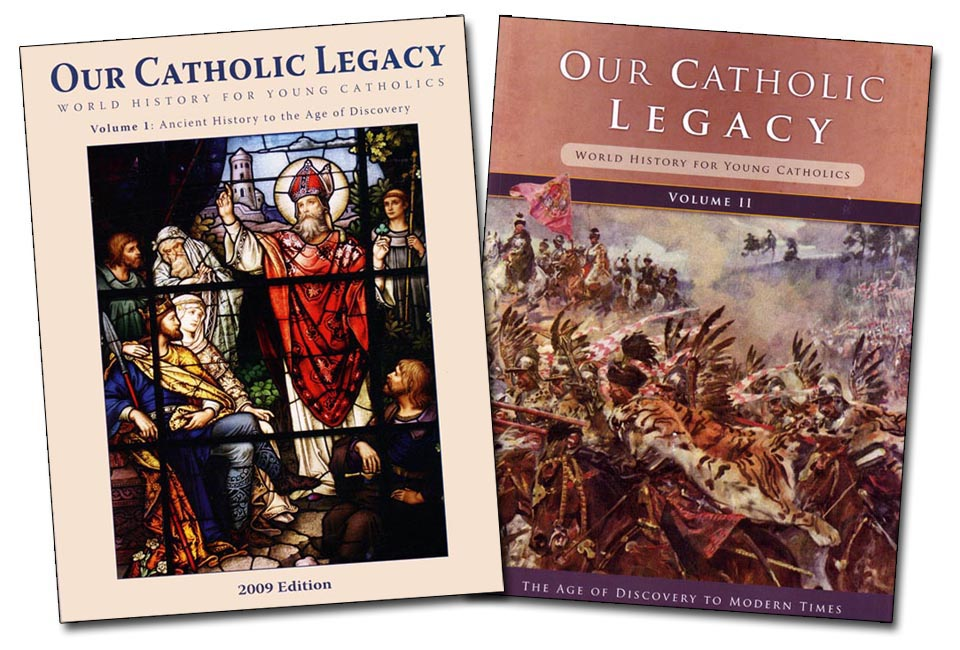 Our Catholic Legacy Vols. 1 and 2 Set