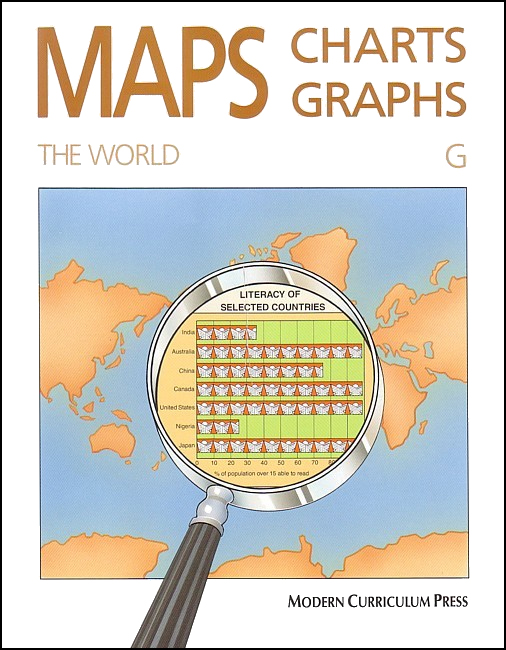 Maps, Charts, Graphs  Level G