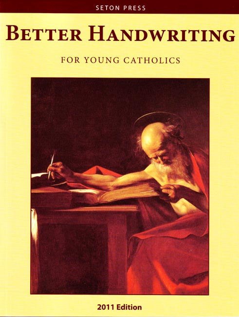 Better Handwriting for Young Catholics